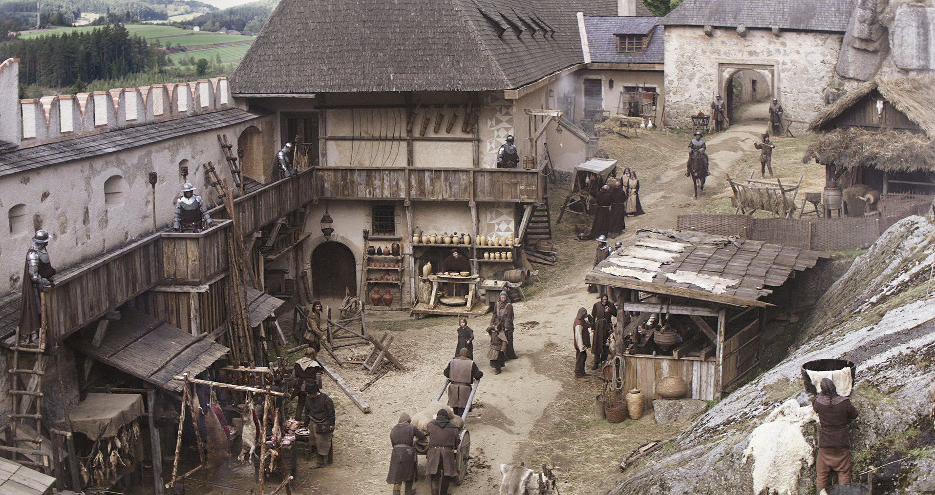 Maximilian Der Letzte Ritter Film